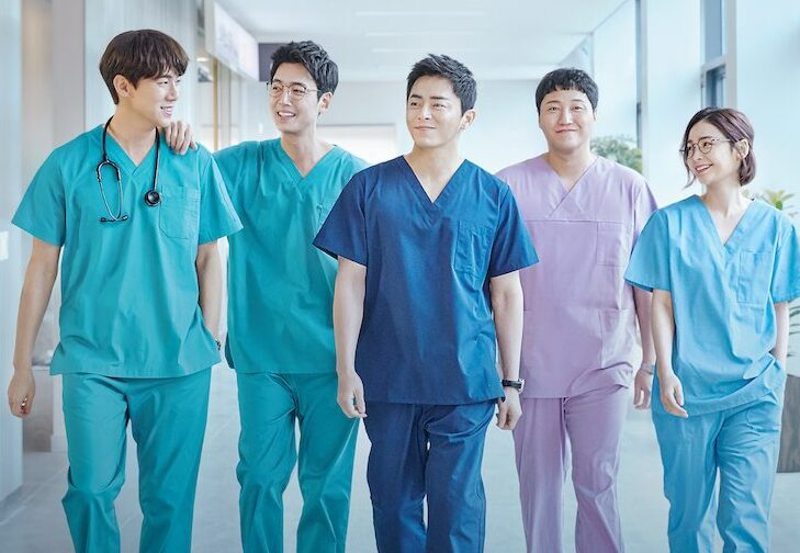 賢い医師生活|슬기로운 의사생활